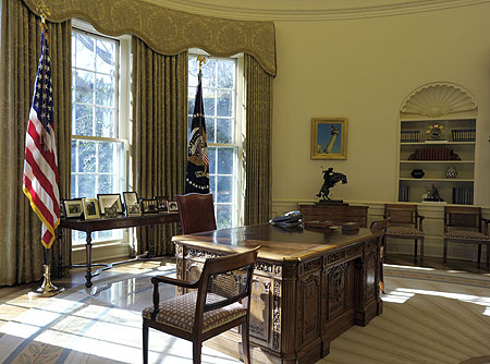 Barack Obama's Office