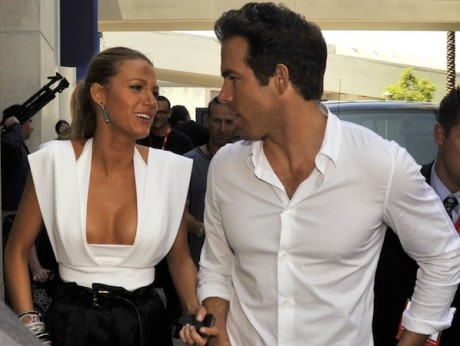 Blake Lively & Ryan Reynolds Wedding