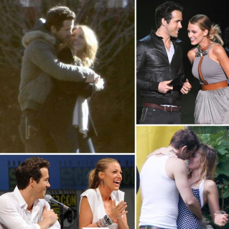 Blake Lively and Ryan Reynolds got married