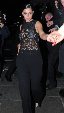 CHERYL COLE Leaving Rose Bar