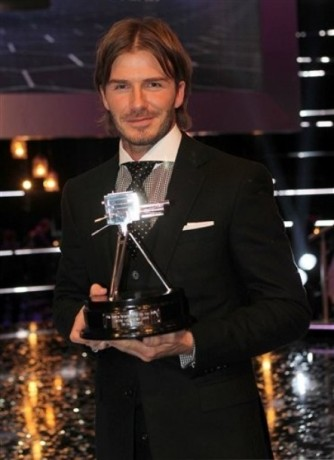 Britain Sports Personality 2010