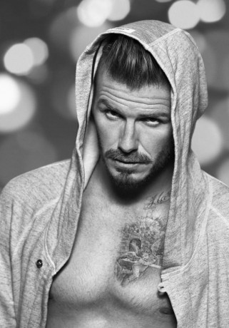 David Beckham's Latest H&M Ads