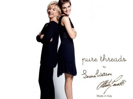 Emma Watson, Alberta Ferretti Fashion