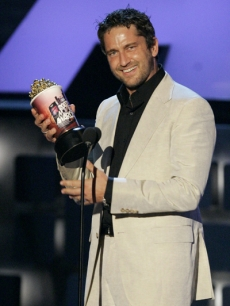 Gerard Butler The 300, MTV Movie Awards