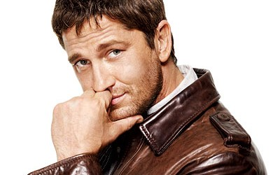 Gerard Butler join comedic forces in DreamWorks