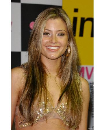 Holly Valance Hair Style