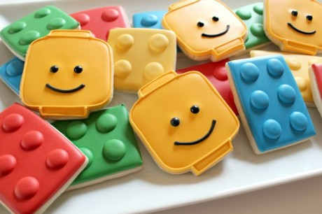 Lego-Man-Cookies