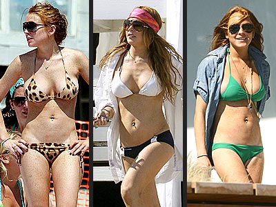 Lindsay Lohan Hot Chick of the Day pictures