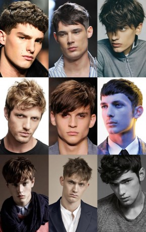 Men's Hairstyle Trend