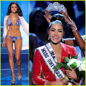 Miss USA Olivia Culpo Wins Miss Universe Pageant!
