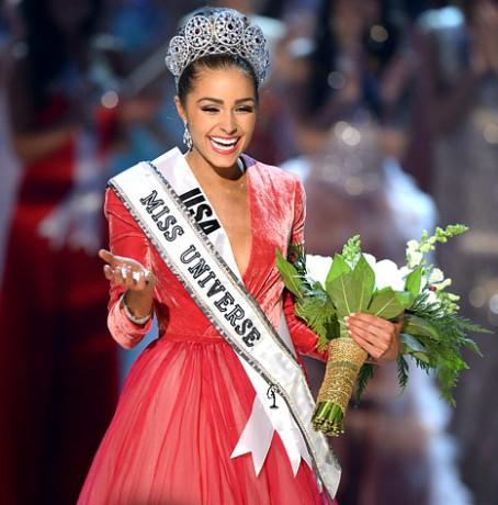 Miss USA Olivia Culpo.