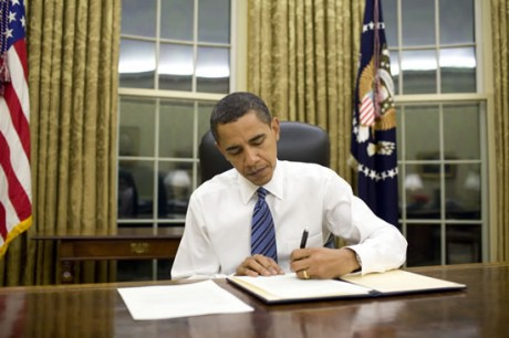 Obama Has Signed 923 Executive Orders In 40 Months