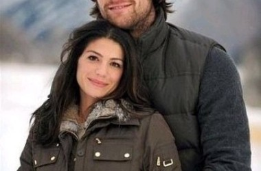 Supernatural star Jared Padalecki and his wife Genevieve Cortese