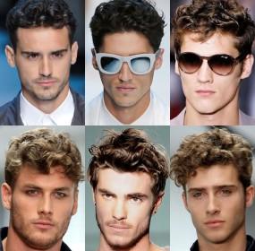 Curly indie hair Style