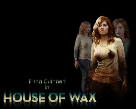 elisha cuthbert house of wax
