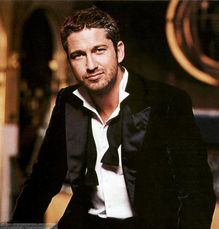 gerard butler Film Actor