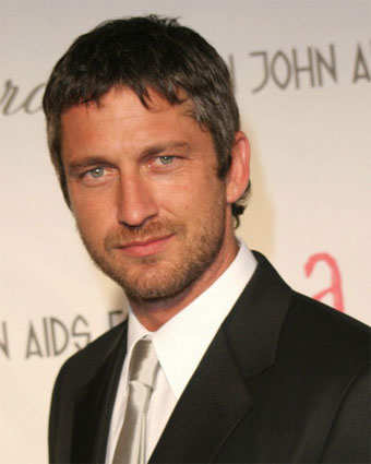 gerard james butler Actor