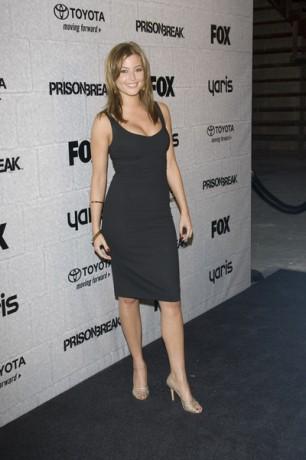 Holly Valance - Prison Break - End of Season Screening Party - Fox Studios