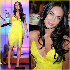megan fox guys choice awards