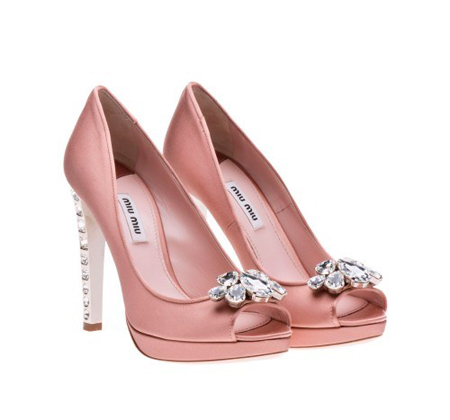 Miu Miu Spring Summer 2012 shoe collection.