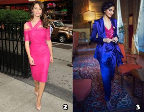 Best Dressed Critics choice 2012