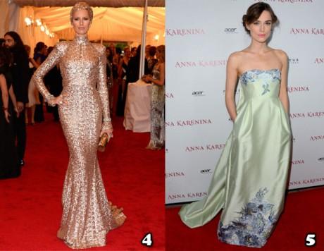 Sexy Dressed Critics choice 2012
