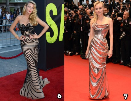 Hot and Sexy Dressed Critics choice 2012