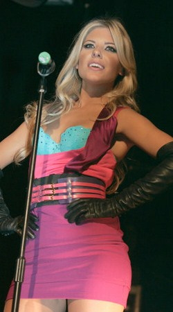 Mollie King  Performance