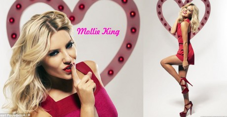 Mollie King wallpaper
