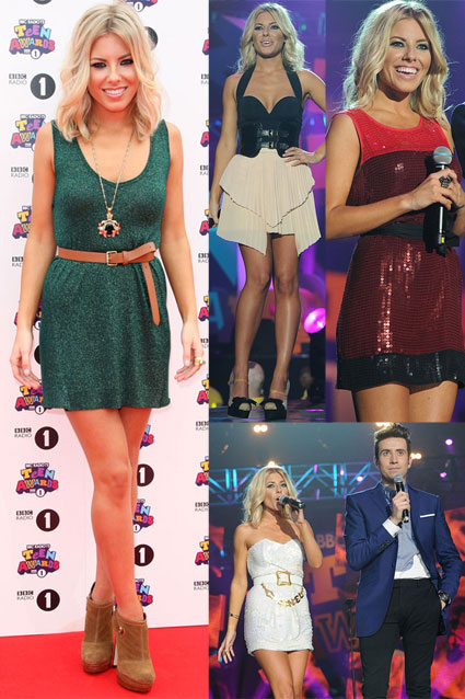 Mollie King R1Teen Awards