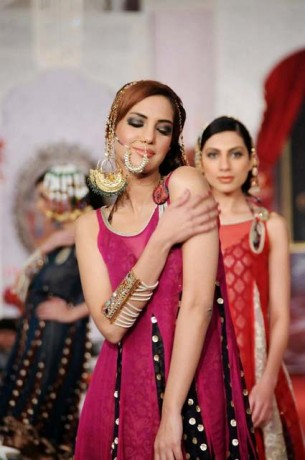 Sonar Bridal Jewellery Collection At Bridal Couture Week 2013
