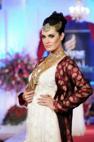Sonar Bridal Jewellery Collection At Bridal Couture Week 2013.