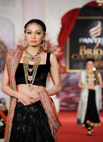 Sonar Bridal Jewellery Collection At Bridal Couture Week