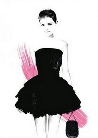 emma for lancome1 Leak Alert! Emma Watson for Lancôme