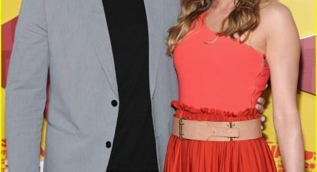 Actors Jensen Ackles and Daneel Harris