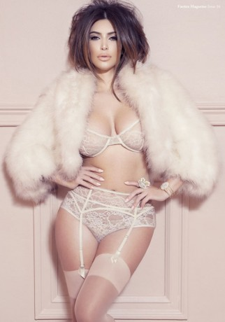 kim kardashian lingerie collection