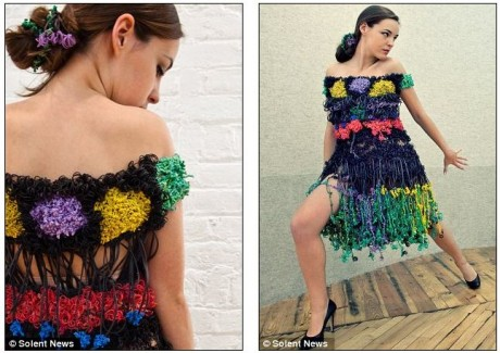 Rubber Band Dress