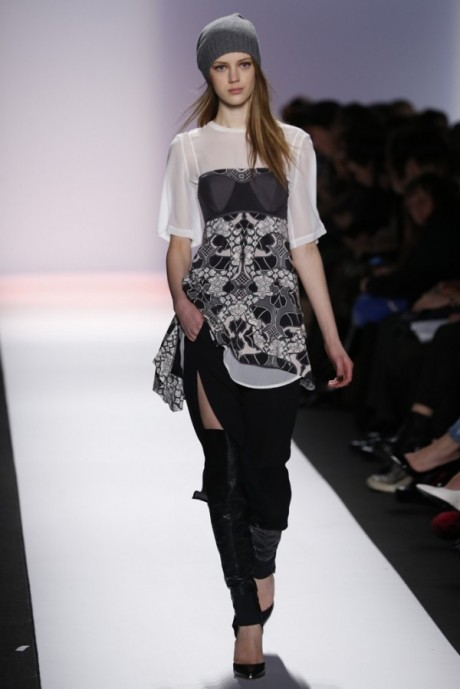 BCBG Max Azria Fashion Week 2013-2014