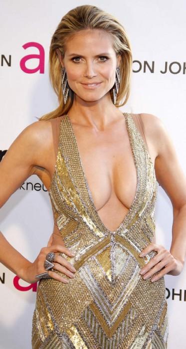 Heidi Klum Hot