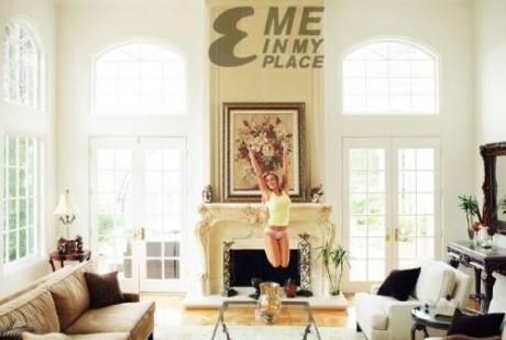 Joanna Krupa Home Pics