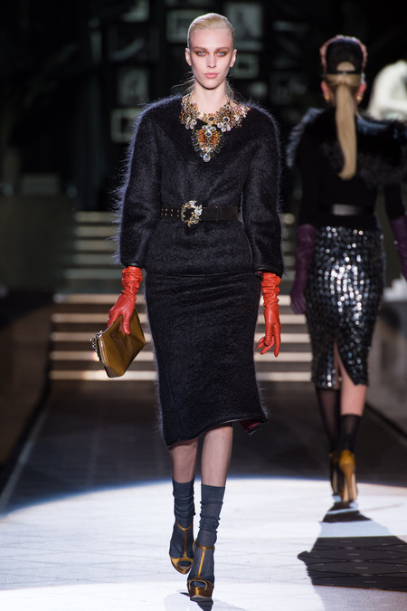 Milan Fashion Week Fall  Winter 2013