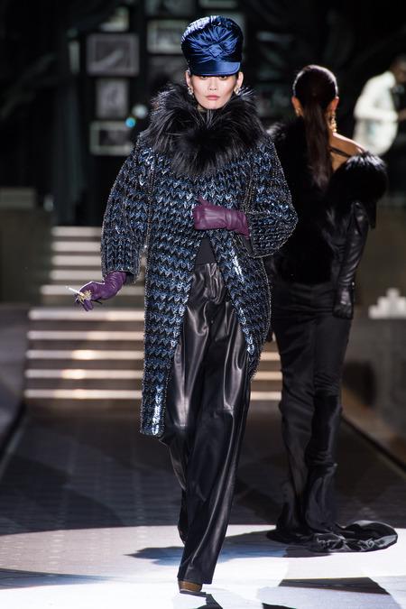 Milan Fashion Week Fall  Winter 2013