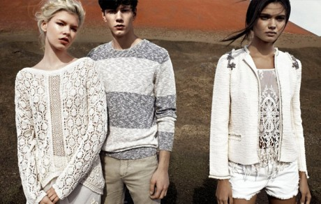 Pull Bear SS2013 Collection