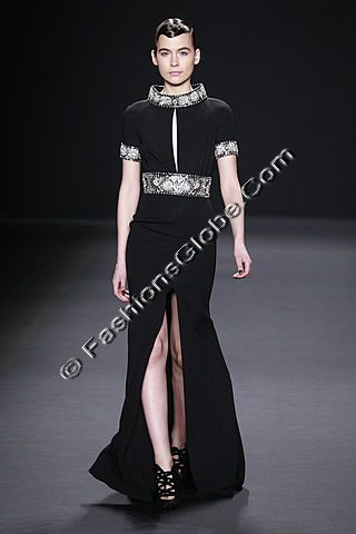 Naeem Khan Latest Fall Collection 2013