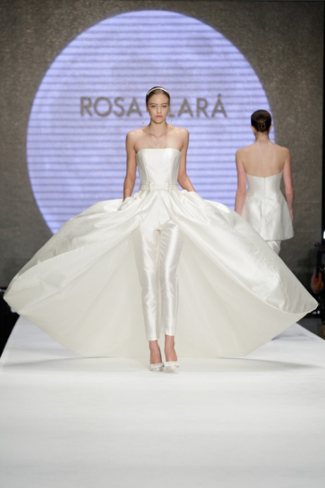Rosa Clará at International Bridal Designer of the Year