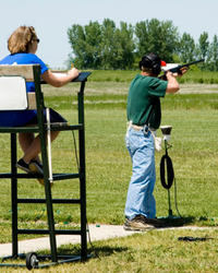 Skeet Shooting Ordinary Dates Idea