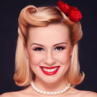Stylish Vintage Hairstyles 2013