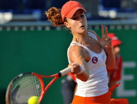 French Tennis Player Alize Cornet Hot Pics