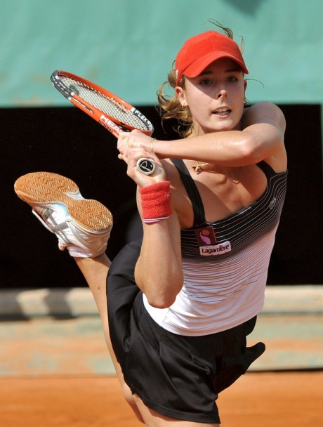 Alize Cornet Sexy Pictures