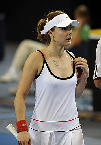 Alize Cornet Hot Pictures